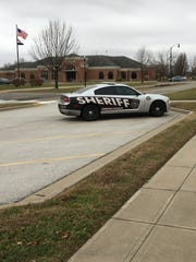 Hey Answer Man: Why is there a Greene County deputy's car always parked at the far end of parking lot at Republic Police Department?