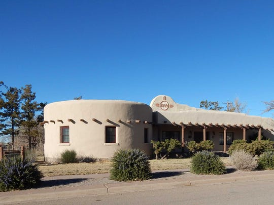 The Carrizozo Women's Club building is on the National and State Registers of Historic Places.