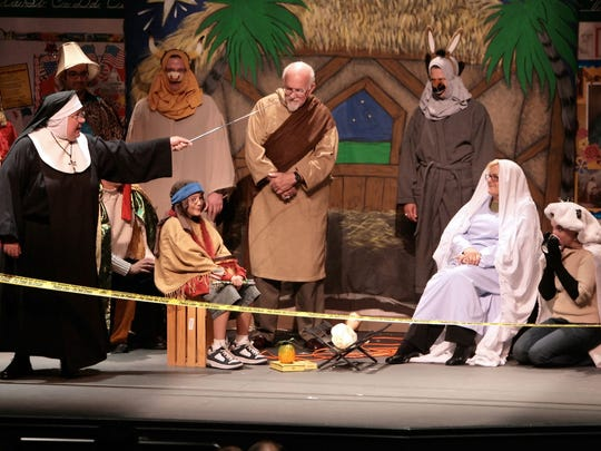 """Sister's Christmas Catechism: The Mystery of the Magi's Gold"" returns to Detroit's City Theatre on Dec. 29-30."