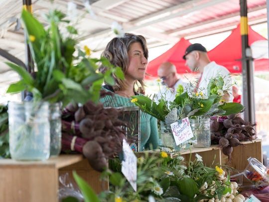 Farmers markets in metro Detroit: 60 to try