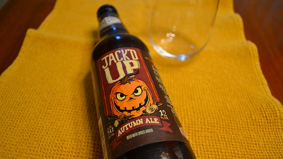 Third Street Brewhouse's Jack'd Up Autumn Ale.
