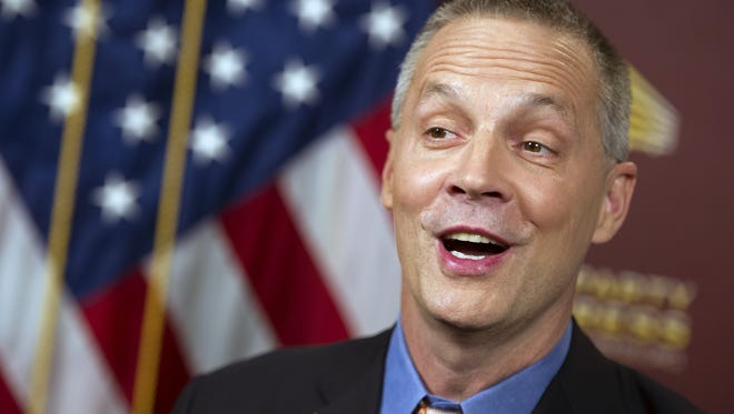 Rep. Curt Clawson, R-Bonita Springs, is pushing a bill that would set aside $500 million to purchase agriculture lands south of Lake Okeechobee.