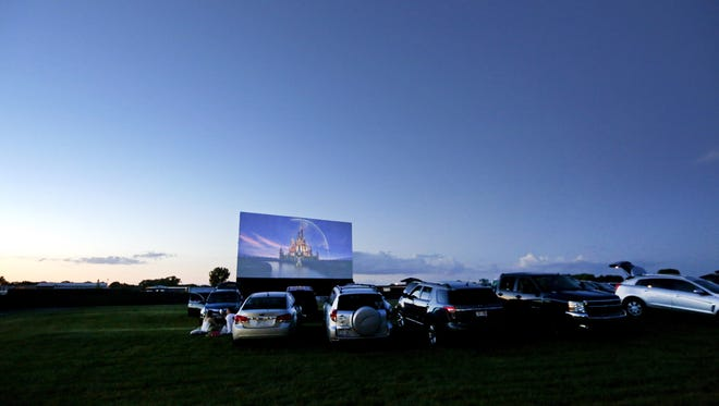 Field of Scenes Drive-In theater in Freedom will expand its concessions and bathrooms when a bar and grill building on the property is renovated.