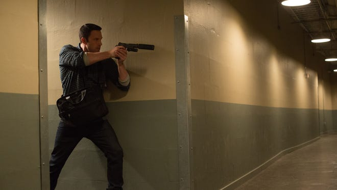 Ben Affleck has a certain set of skills in 'The Accountant.'