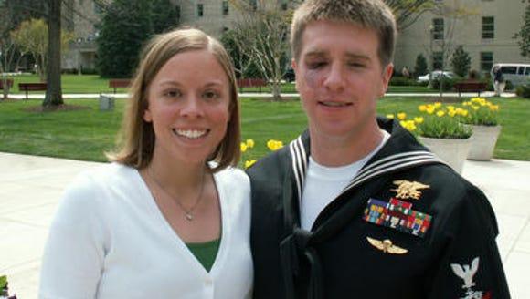 Navy Seal Ryan Job (one of those to whom Chris Kyle