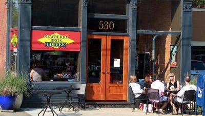 Newberry Bros. Coffee in Newport.