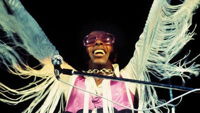"Sly Stone was among the performers who graced ""The Midnight Special"" stage."