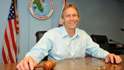 Former Cocoa Beach Mayor Dave Netterstrom on Thursday announced his candidacy for Brevard County clerk of courts.