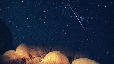 The Perseid meteor shower is expected to peak this week.