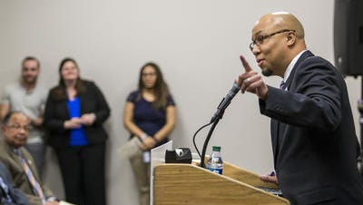 Charles Madden is leaving the Wilmington HOPE Commission, where he has served as executive director since 2008.