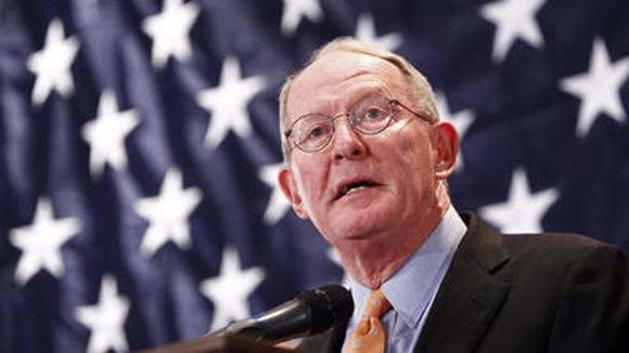 U.S. Sen. Lamar Alexander, R-TN.