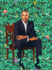 This image provided by the National Portrait Gallery,