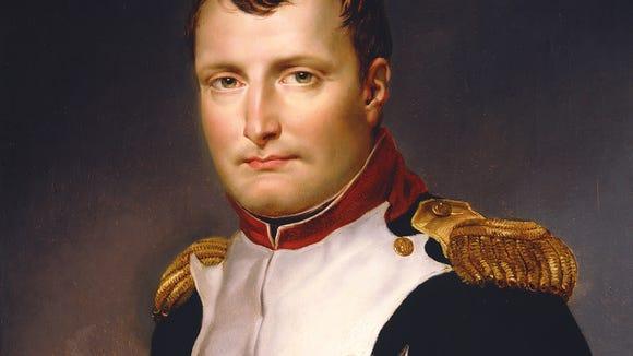 The long-lost portrait of Napoleon Bonaparte by Jacques-Louis