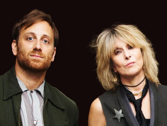 "Dan Auerbach of the Black Keys produced ""Alone,"" the"