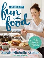 Sarah Michelle Gellar's new cookbook promotes creativity