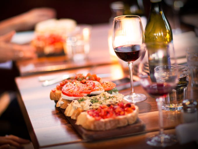 1. Postino Arcadia WineCafe | This lively place features