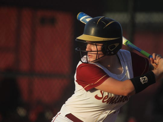 Florida High's Olivia Russell