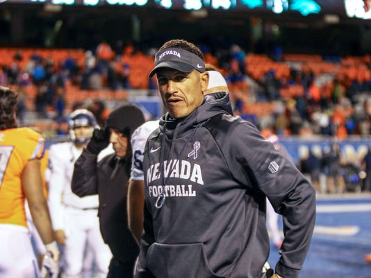NCAA Football: Nevada at Boise State
