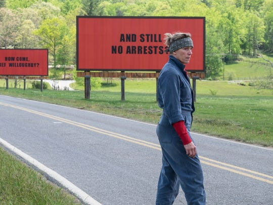 """""""Three Billboards"""" may be set in Missouri, but it was filmed in North Carolina and it's all wrong, Larry Rottman writes."""