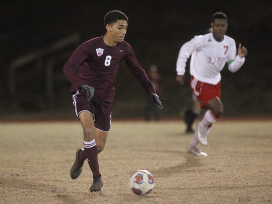 Chiles junior Will Johnson scored in regulation, but the Timberwolves needed penalty kicks to win a district championship against Leon.