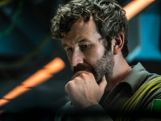 Chris O'Dowd in 'The Cloverfield Paradox'