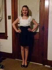 Kinsee Rooker, 14, was killed June 7 when she was hit by a car while running with the Shenandoah High School cross country team.