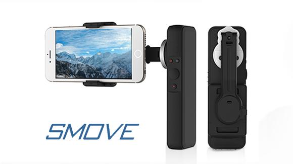 The Smove steadicam for smartphones