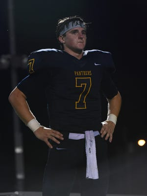 Pequannock quarterback Dave Jachera was named to the West squad in this week's Paul Robeson Classic.