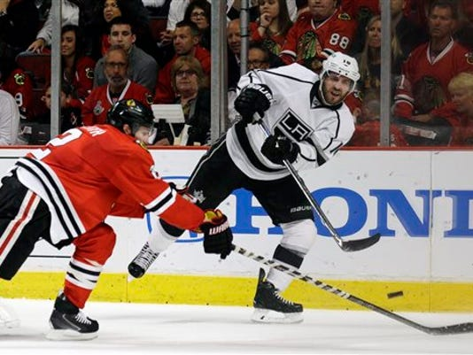 Mike Richards, Duncan Keith