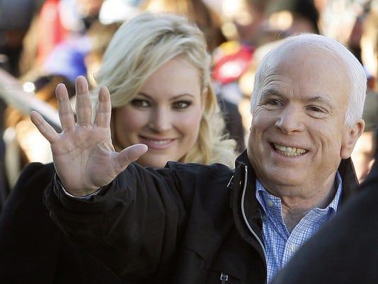 John McCain,Meghan McCain