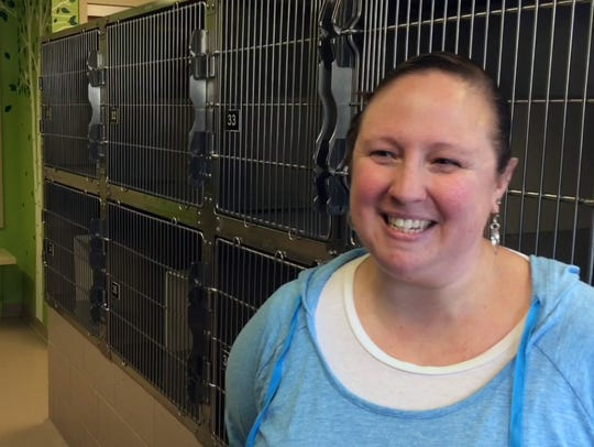 Maria Stoerrle, Cumberland County SPCA shelter/foster