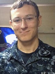 Electronics Technician 3rd Class Kenneth Aaron Smith of Cherry Hill was killed when the USS John S. McCain crashed