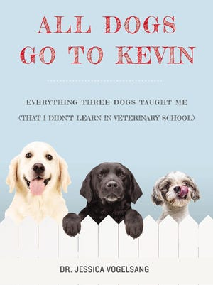 """""""All Dogs Go to Kevin"""" by Dr. Jessica Vogelsang."""