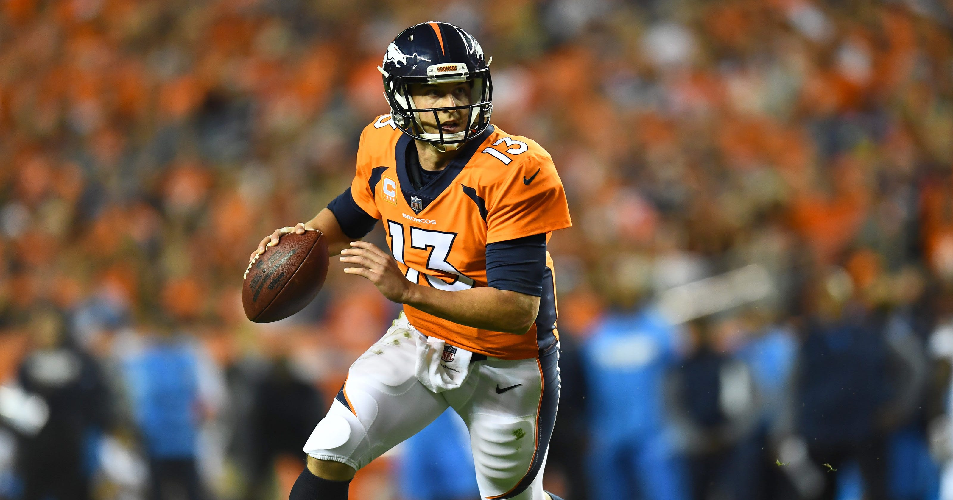 more photos 04d8f 3fa2f Trevor Siemian trade: Vikings, Broncos complete