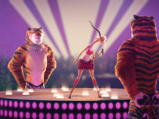 """Shakira lends her voice to """"Zootopia."""""""