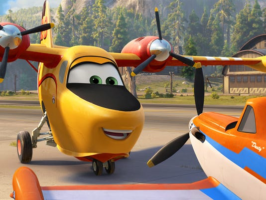 Film Review Planes Fire and Rescue (2)
