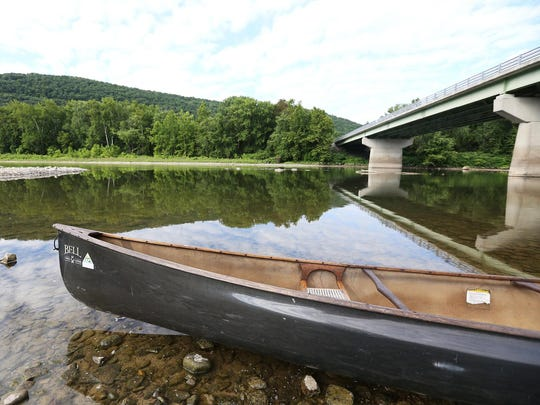 Fitch's Bridge Boat Launch is one of more than 10 boat launches along the Chemung River.