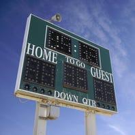 Friday's Local Scoreboard