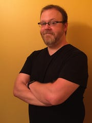 Chuck Wendig, author of 'Star Wars: Aftermath: Life
