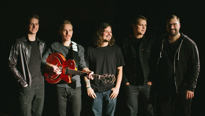 Indie R&B pop band My Brothers & I will play two shows, one for all ages at 7 p.m. followed by one for 21-and-older at 9 p.m., on Friday, Nov. 25, at The Governor's Cup Coffee Roasters.