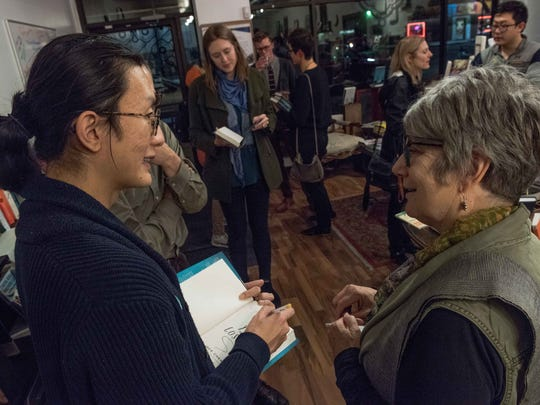 Detroit author Jack Cheng celebrated the release  of