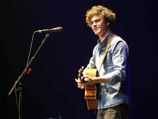 Vance Joy will perform on Feb. 16 at Old National Centre.