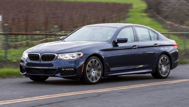 The 540i xDrive competes with cars like the Acura TLX, Audi A6, Cadillac CTS AWD, Genesis G80 3.3T AWD, Infiniti Q70L,