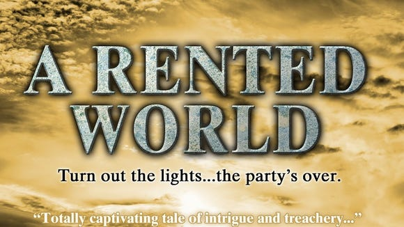 'A Rented World' is the latest from Mississippi author Merle Temple.