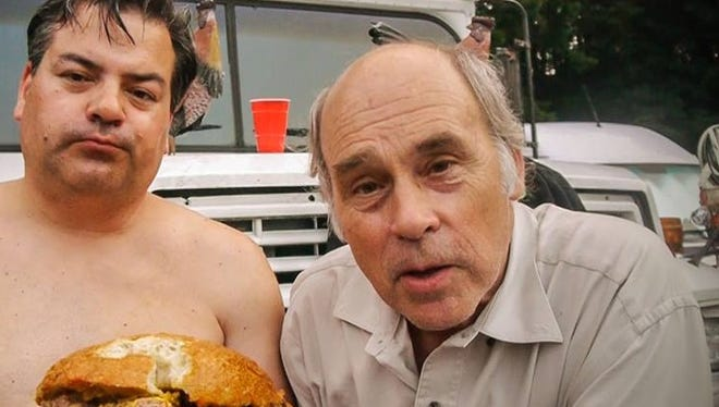 "Randy and Mr. Lahey, a comedy duo based on characters from ""Trailer Park Boys,"" perform on Saturday at The Loft."
