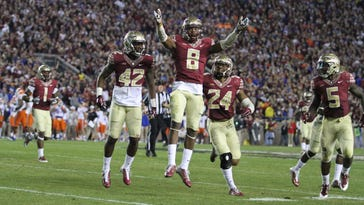 Florida State all-american Jalen Ramsey was drafted No. 5 overall by the Jacksonville Jaguards on Thursday night.
