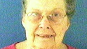Geraldine June Wedin, 83, has been missing since Wednesday afternoon, officials said.