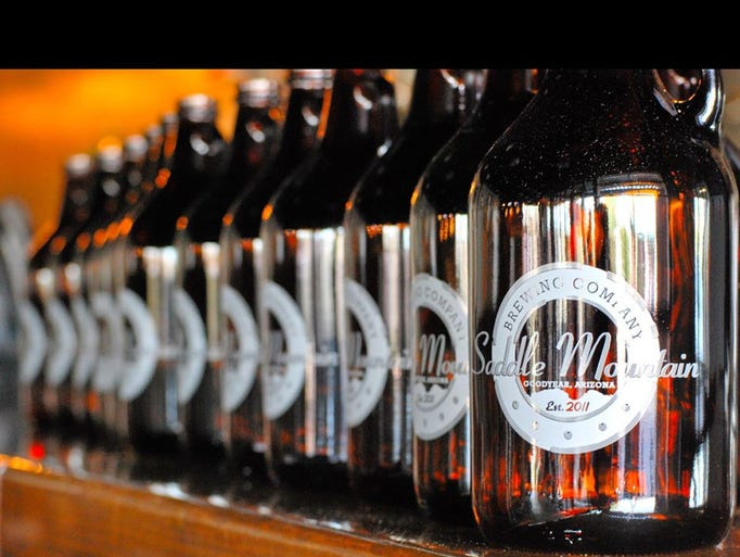 WEST VALLEY: Saddle Mountain Brewing Company: Have