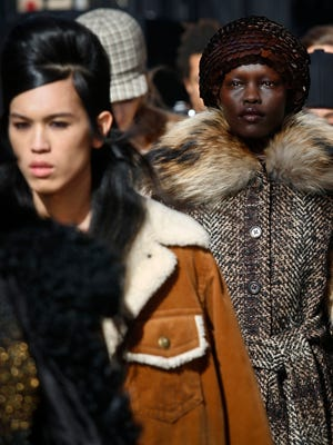 Marc Jacobs was one of the more inclusive shows.