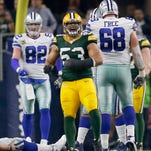 Nick Perry giving Packers a helping hand